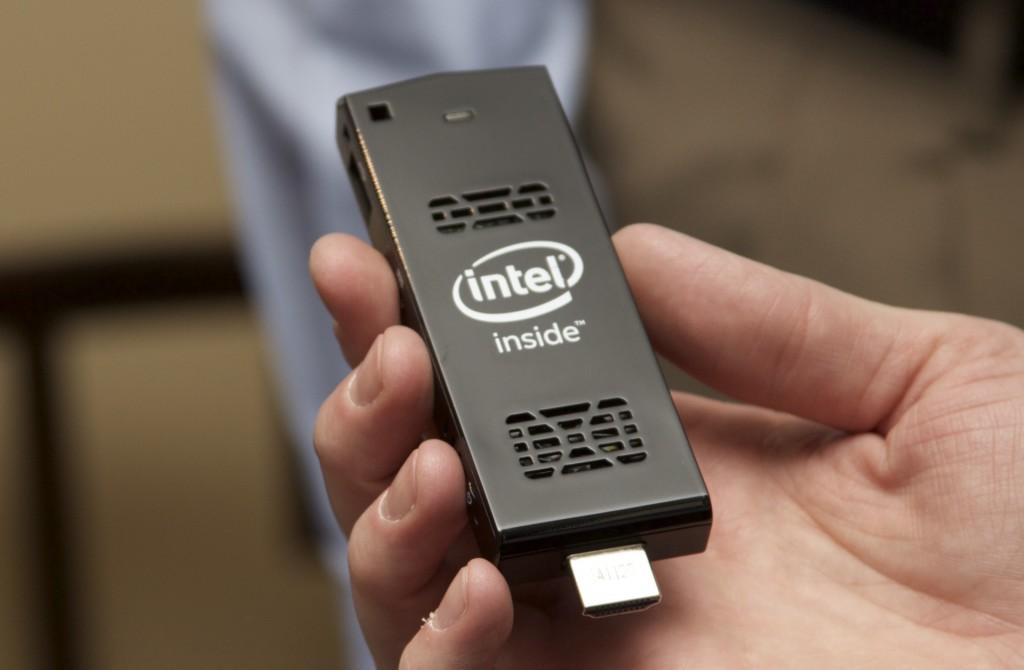 na obrazku Intel Compute Stick Prima Komputery Koszalin