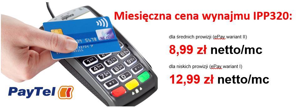 PinPad Terminal Płatniczy Koszalin PROMOCJA
