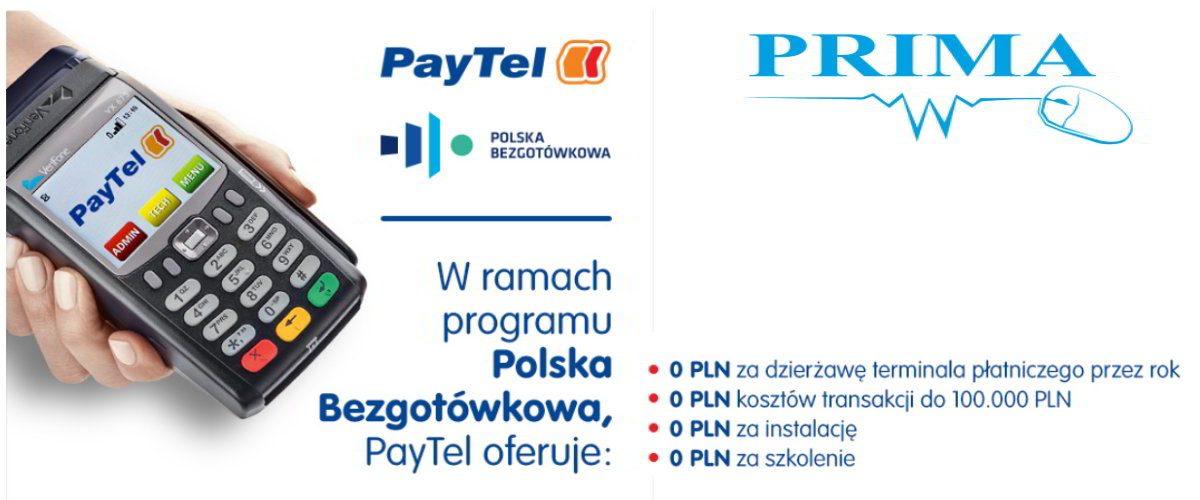 Polska Bezgotówkowa Terminale płatnicze Koszalin